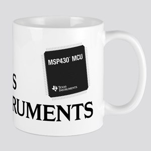 Texas Instruments MSP430 Mug