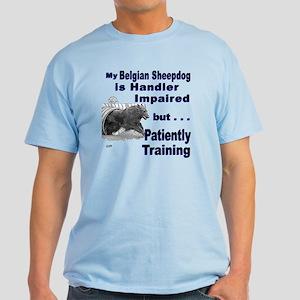 Belgian Sheepdog Agility Light T-Shirt