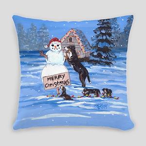 Bernese Mountain Dog DFC Everyday Pillow