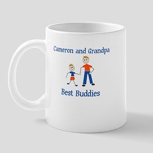 Cameron & Grandpa - Best Budd Mug