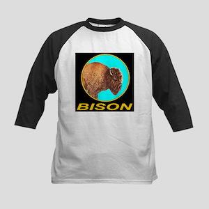 BISON Kids Baseball Jersey