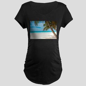 Beach Maternity T-Shirt