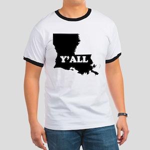 Louisiana Yall T-Shirt