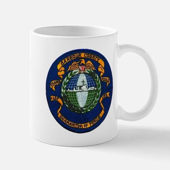 USS BARBOUR COUNTY Mug