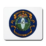 USS BARBOUR COUNTY Mousepad