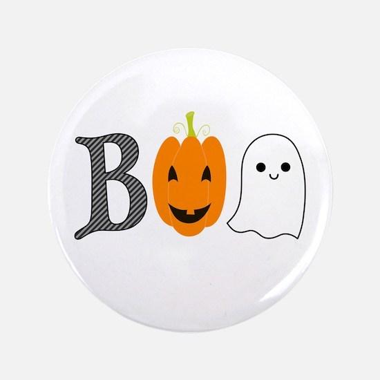 """Cute Halloween 3.5"""" Button"""
