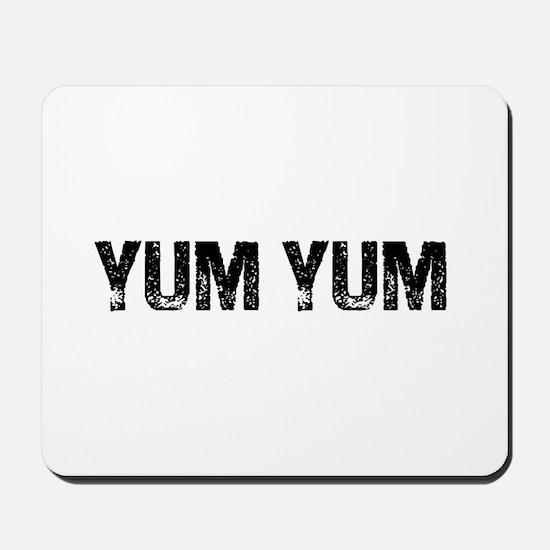 Yum Yum Mousepad