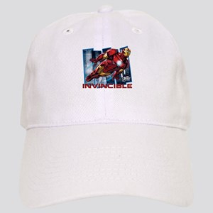 Iron Man Invincible Cap