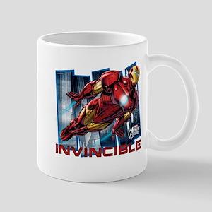 Iron Man Invincible Mug