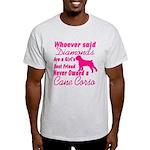 Cane Corso Girls Best Friend Light T-Shirt