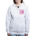 Cane Corso Girls Best Friend Women's Zip Hoodie