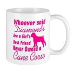 Cane Corso Girls Best Friend Mug