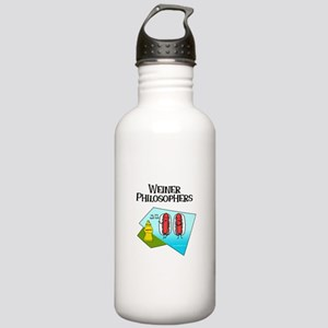 Weiner Philosophers... Stainless Water Bottle 1.0L