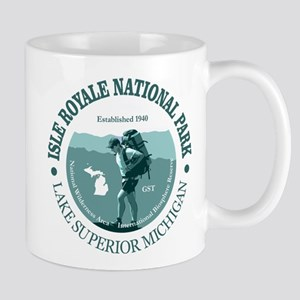 Isle Royale (rd) Mugs