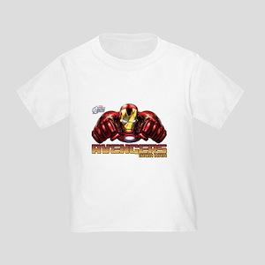 Iron Man Fists Toddler T-Shirt