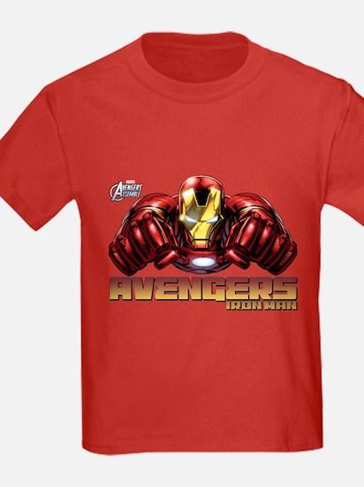 Iron Man Fists T