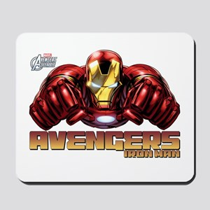 Iron Man Fists Mousepad