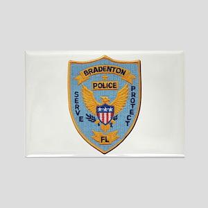 Bradenton Police Magnets