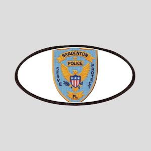 Bradenton Police Patches