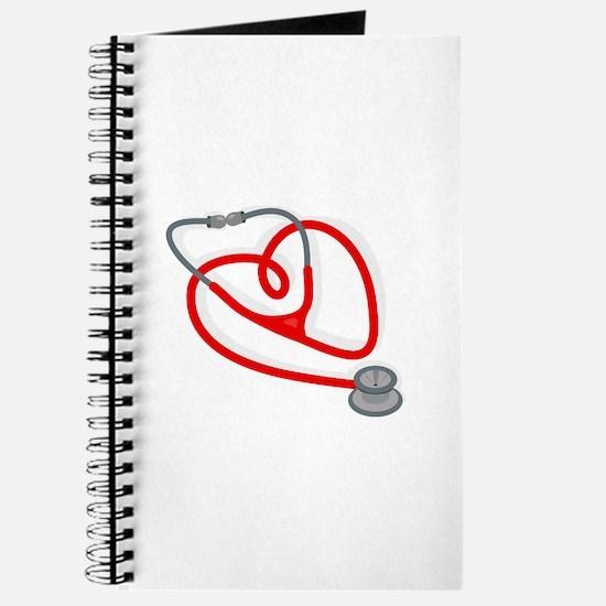 Stethoscope Heart Journal