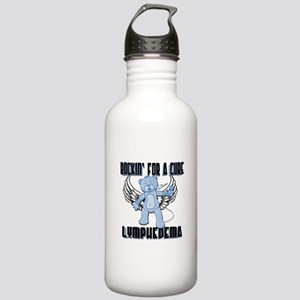 Lymphedema - Rockin' For A Cure Water Bottle