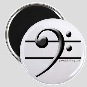 Bass Line Magnet
