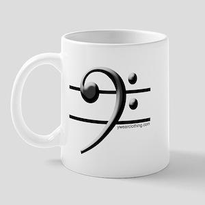 Bass Line Mug