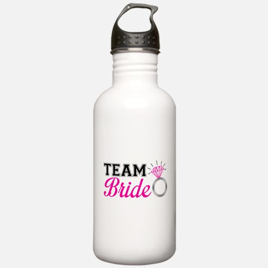 Funny Bridal party Water Bottle