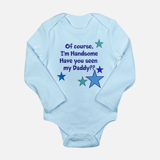 I'm Handsome Infant Body Suit