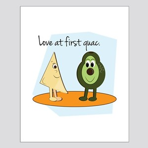 Love At First Guac. Posters