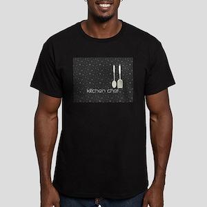 Hobby Kitchen Chef Logo Black Dots T-Shirt