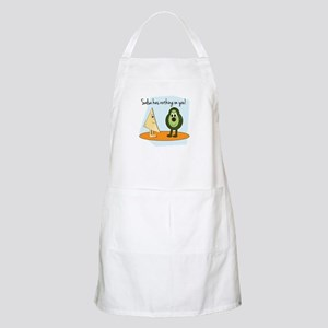 Salsa Has Nothing On You! Apron