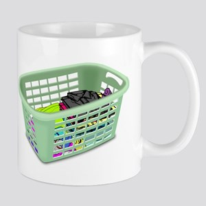 Laundry Basket Mugs