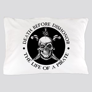 Death Before Dishonor Pillow Case