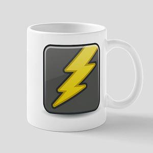 Lightning Icon Mugs