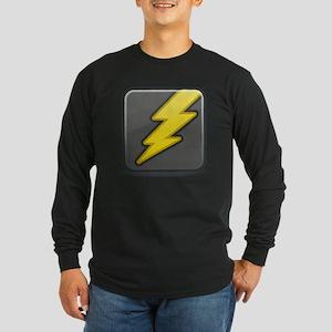 Lightning Icon Long Sleeve T-Shirt