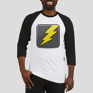 Lightning Icon Baseball Jersey