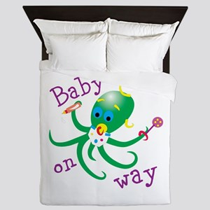 Bay On Way Octo Queen Duvet