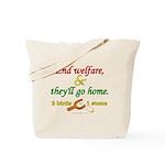 Illegals Solution Tote Bag