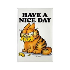 Have a Nice Day Rectangle Magnet (100 pack)