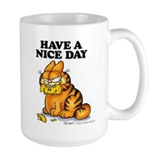 Have a Nice Day Large Mug
