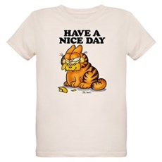 Have a Nice Day Organic Kids T-Shirt