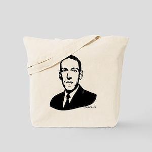 Strk3 H.P. Lovecraft Tote Bag