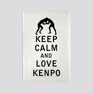 Keep Calm and Love Kenpo Magnets
