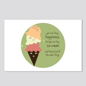 Buy Ice Cream Postcards (Package of 8)