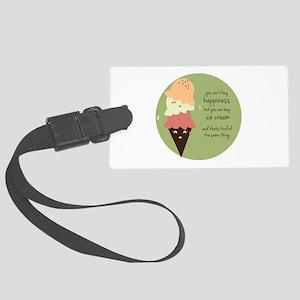Buy Ice Cream Luggage Tag