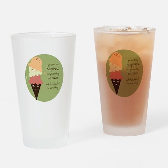 Buy Ice Cream Drinking Glass
