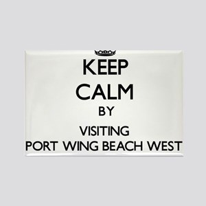 Keep calm by visiting Port Wing Beach West Wiscons