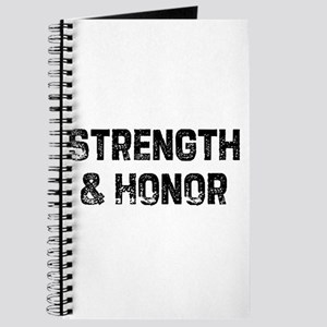 Strength & Honor Journal