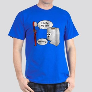 4742006fdc6 Funny Sayings - I hate my job T-Shirt